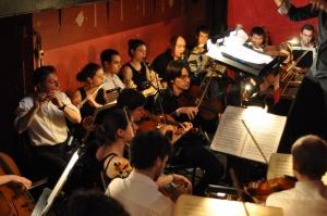 Intégrer l'orchestre