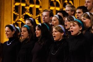 Intégrer le chœur