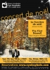 Dvořák, Williams, Gounod, Duruflé