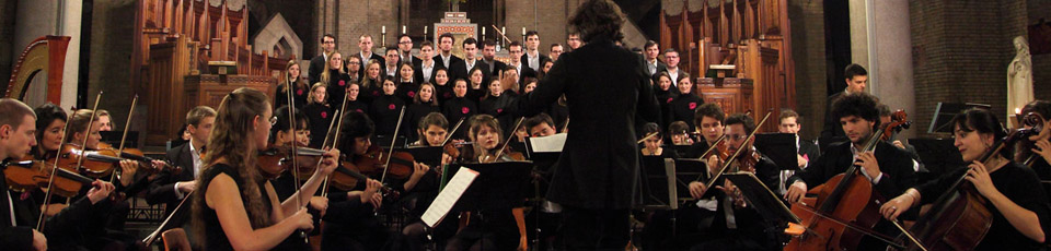 Bannière - Concert 2014